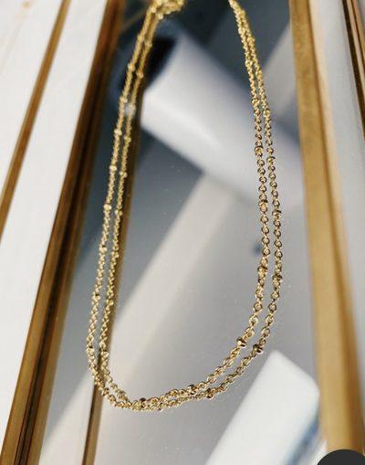 Gold Fine Chain produ
