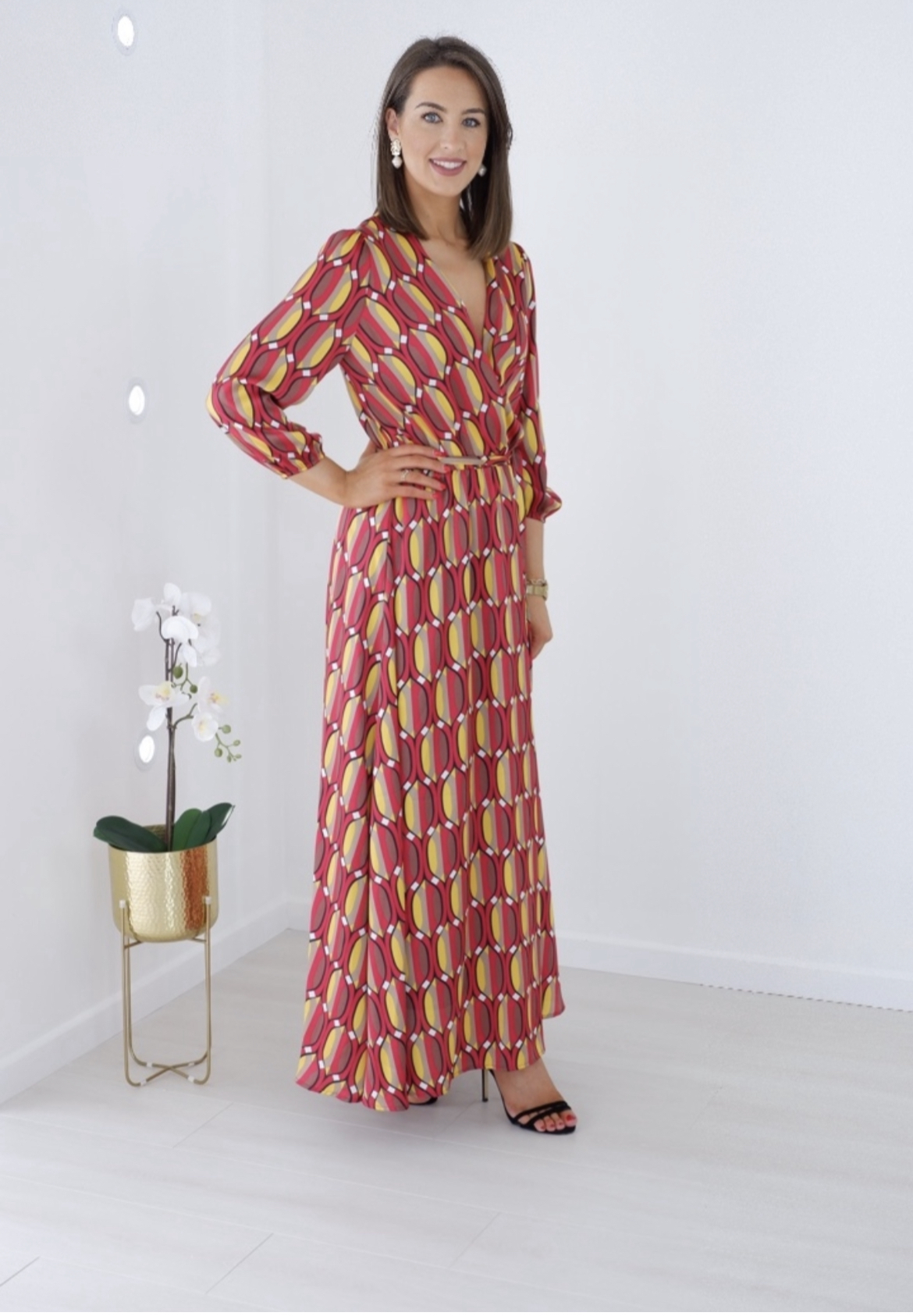 Louella – Midi Dress produ