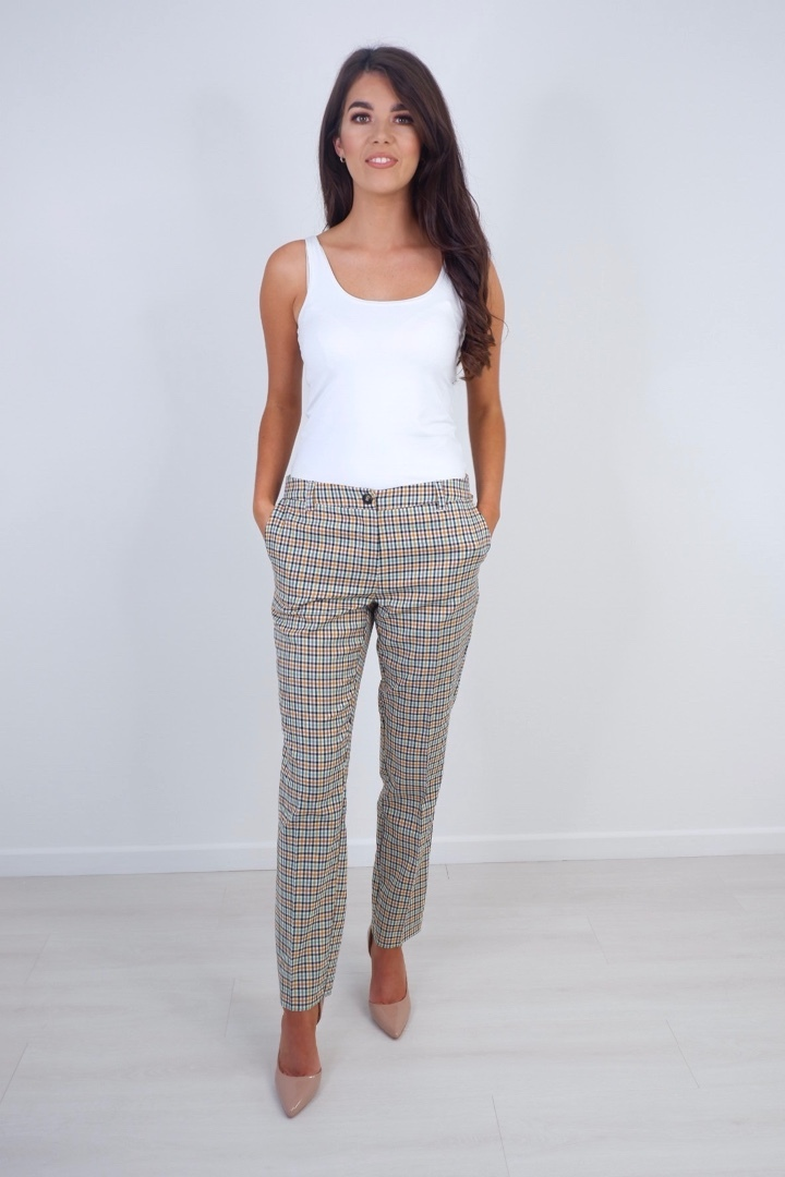 Sophia- Check Trouser produ