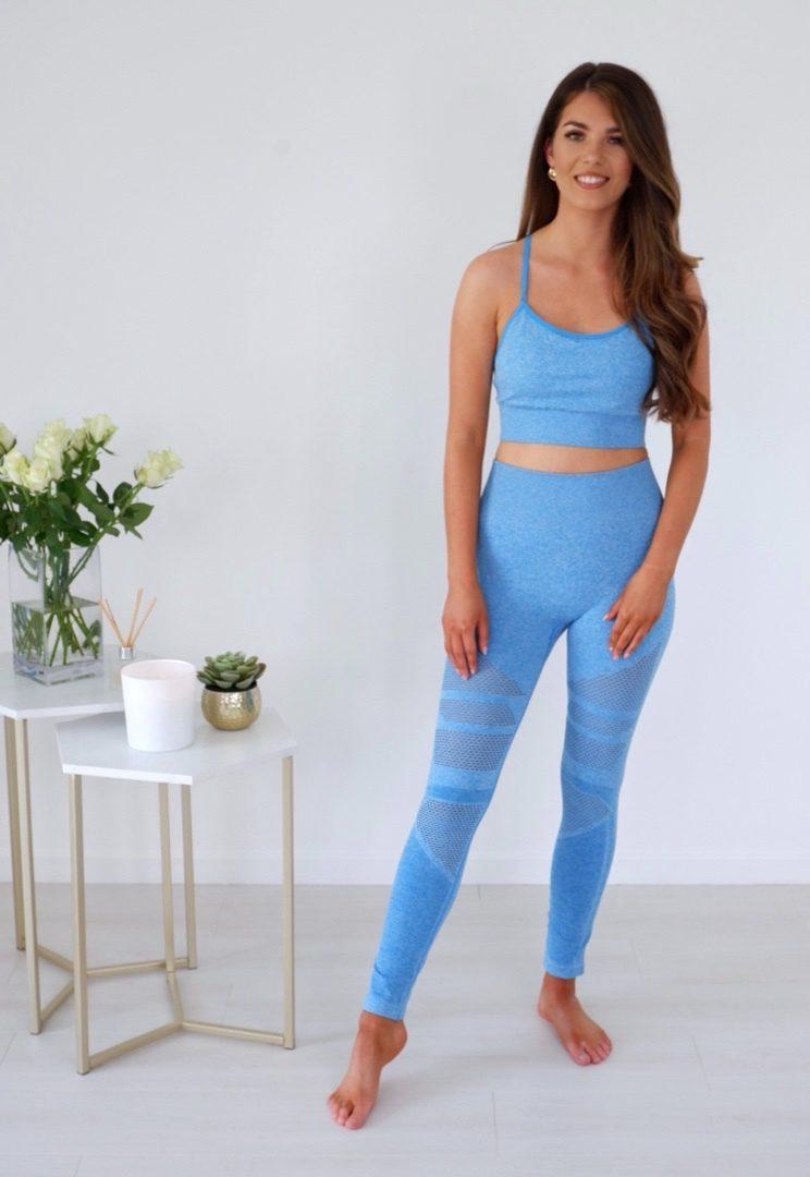 Brooke – Sports Leggings in Blue produ