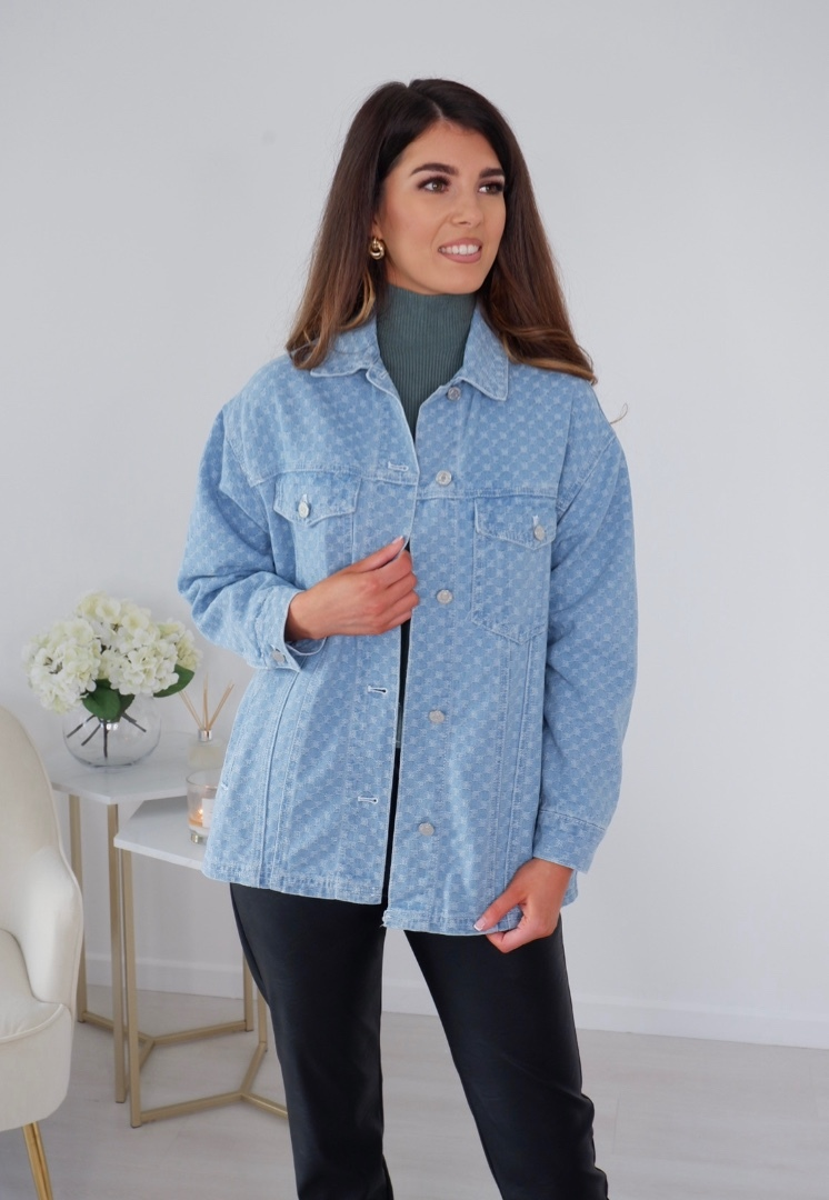 Isabella – Denim Jacket produ