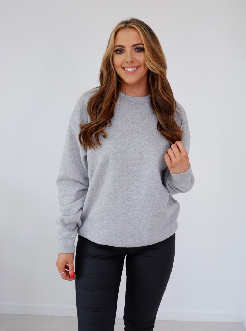 Skyla – Cloud Grey Sweater produ